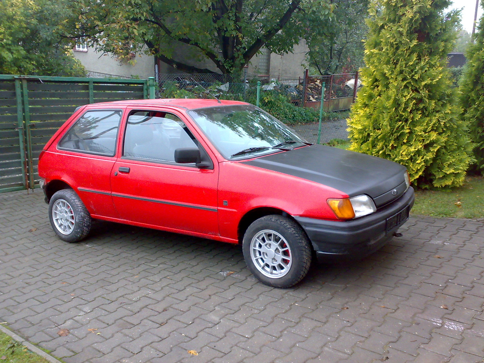 Ford Fiesta 1.4 1991 photo - 10