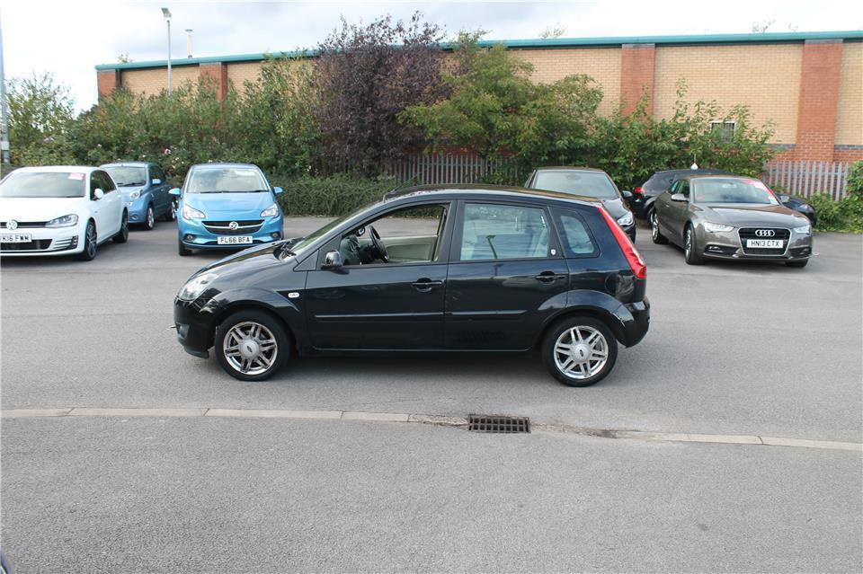 Ford Fiesta 1.4 1991 photo - 2