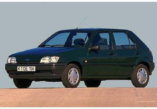 Ford Fiesta 1.4 1991 photo - 5