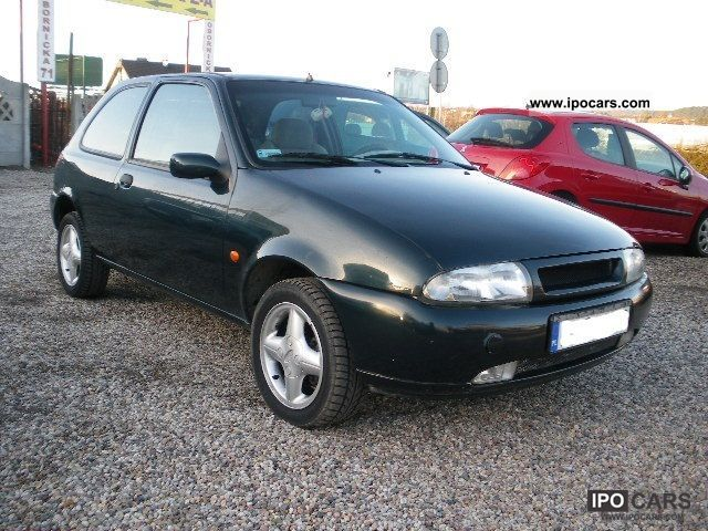 Ford Fiesta 1.4 1997 photo - 1