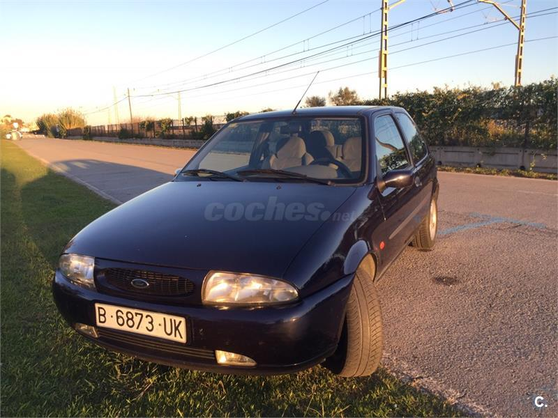 Ford Fiesta 1.4 1997 photo - 10
