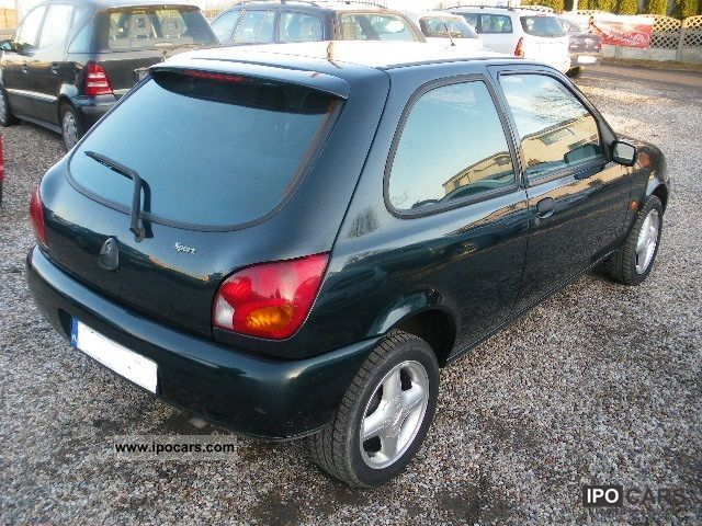 Ford Fiesta 1.4 1997 photo - 2