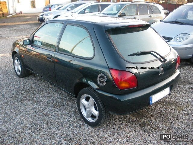 Ford Fiesta 1.4 1997 photo - 3