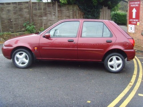Ford Fiesta 1.4 1997 photo - 5