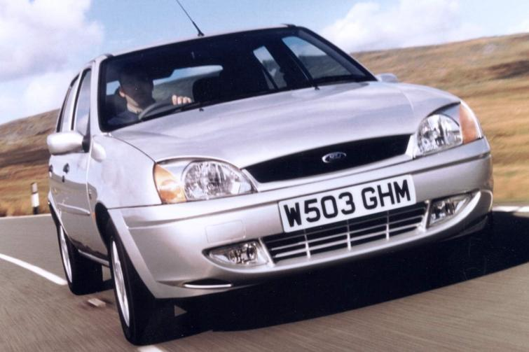 Ford Fiesta 1.4 1999 photo - 5