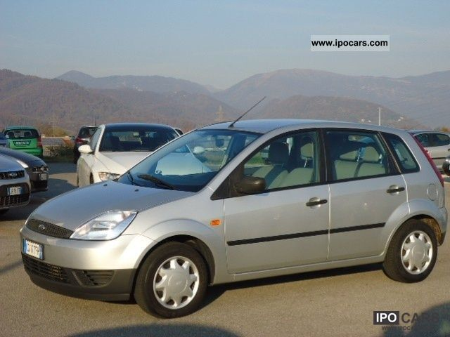 Ford Fiesta 1.4 2003 photo - 11