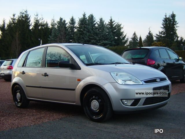 Ford Fiesta 1.4 2003 photo - 12