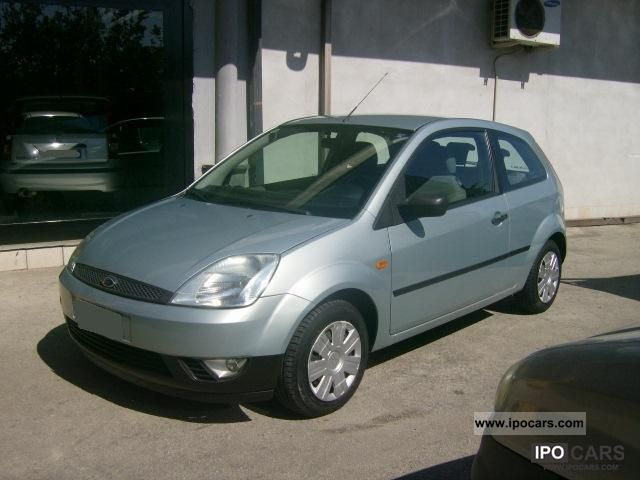 Ford Fiesta 1.4 2003 photo - 9