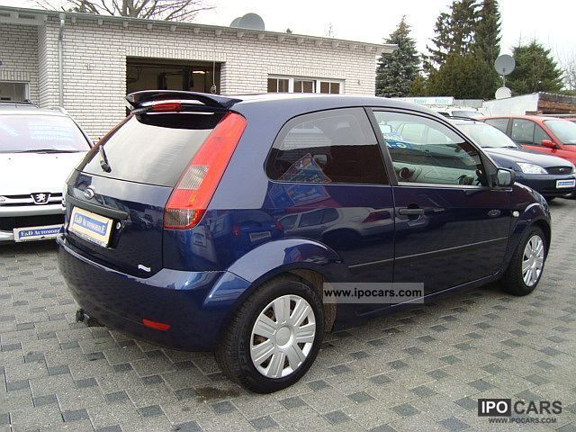 Ford Fiesta 1.4 2004 photo - 1