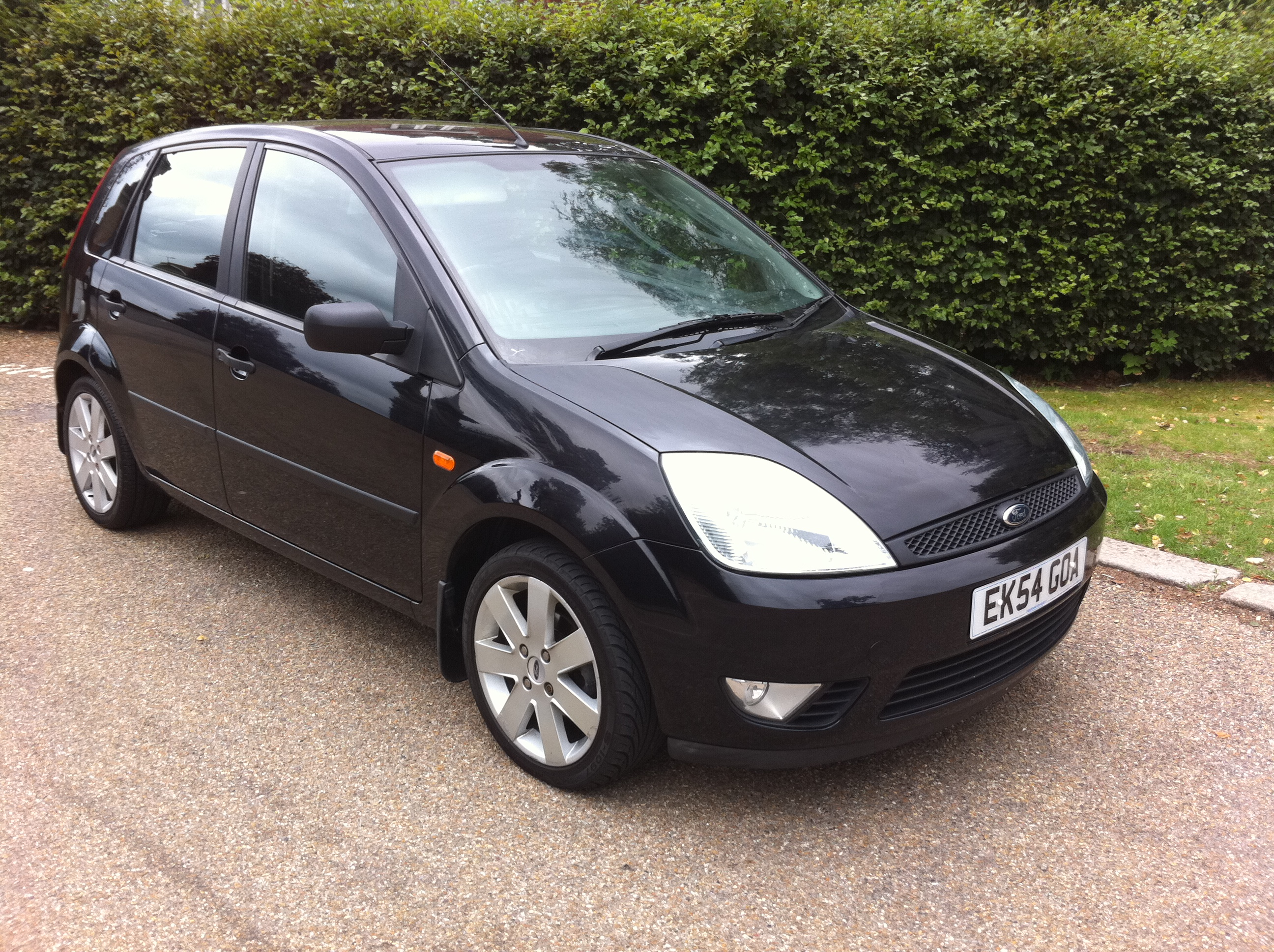 Ford Fiesta 1.4 2004 photo - 10