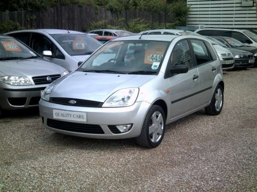 Ford Fiesta 1.4 2004 photo - 12