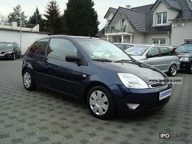 Ford Fiesta 1.4 2004 photo - 2
