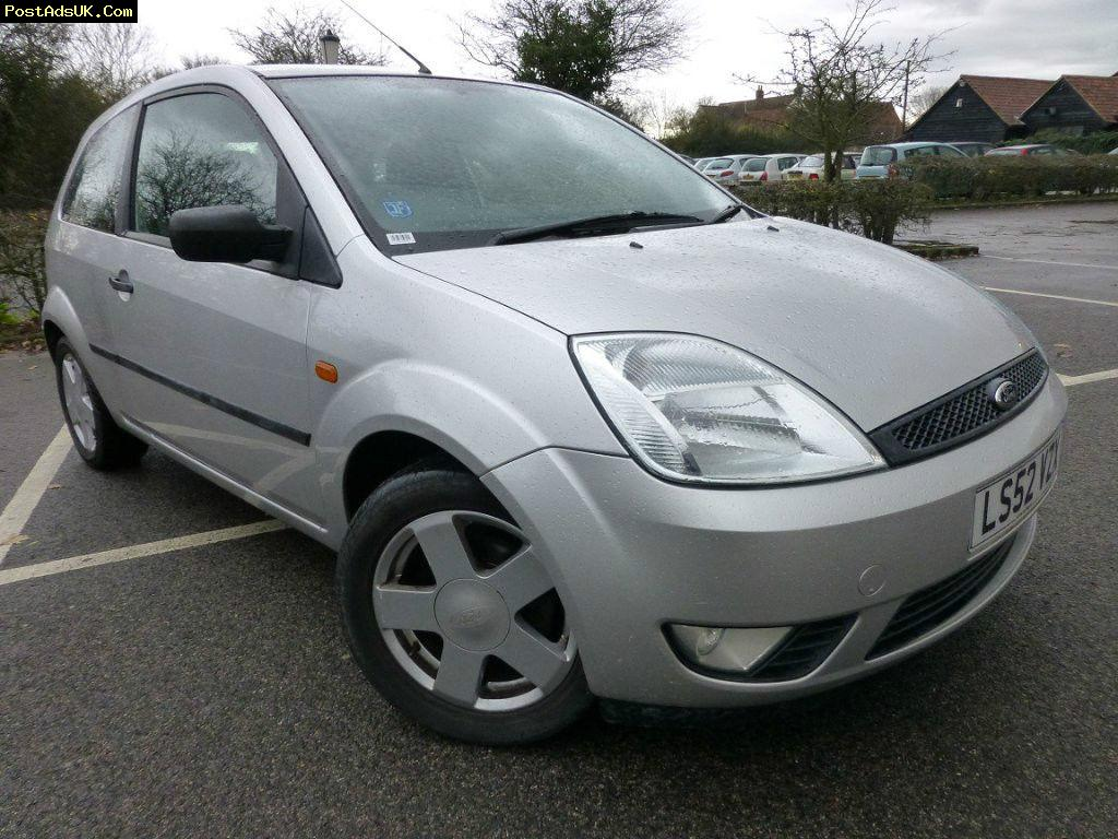 Ford Fiesta 1.4 2004 photo - 3