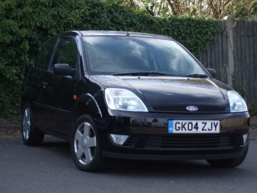 Ford Fiesta 1.4 2004 photo - 5