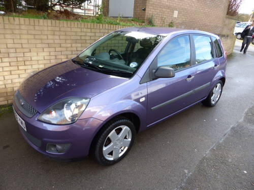 Ford Fiesta 1.4 2006 photo - 1