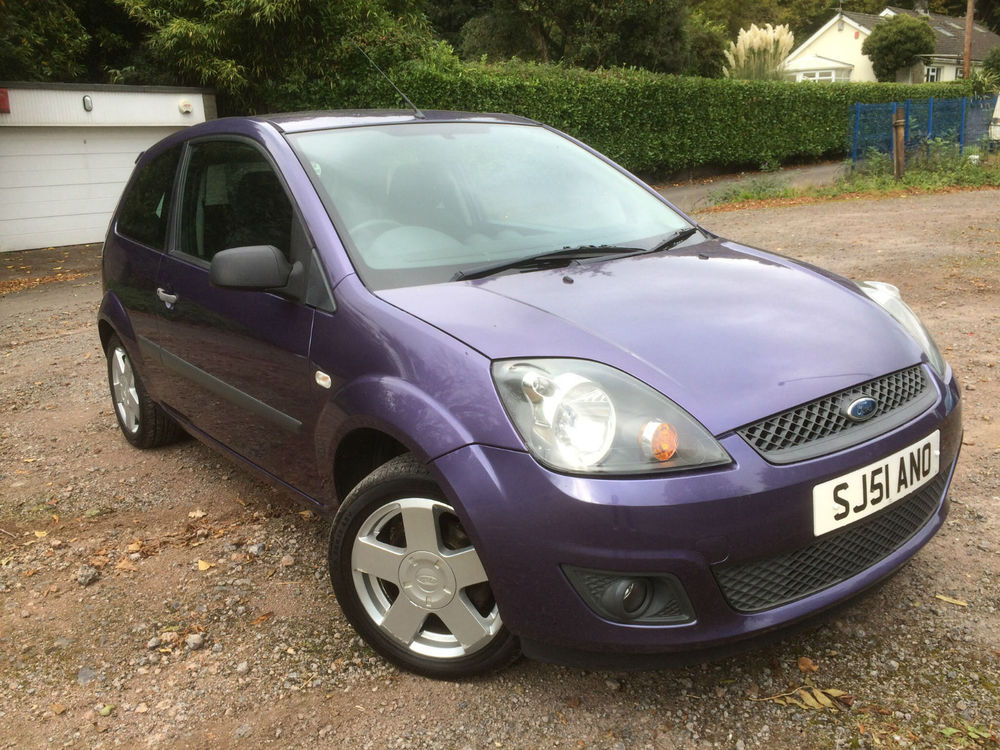 Ford Fiesta 1.4 2006 photo - 11