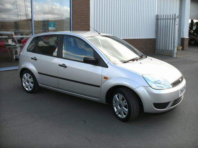 Ford Fiesta 1.4 2006 photo - 3