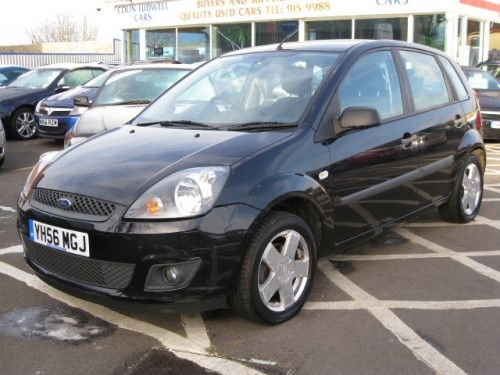 Ford Fiesta 1.4 2006 photo - 4