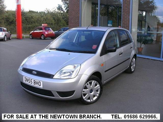 Ford Fiesta 1.4 2006 photo - 7