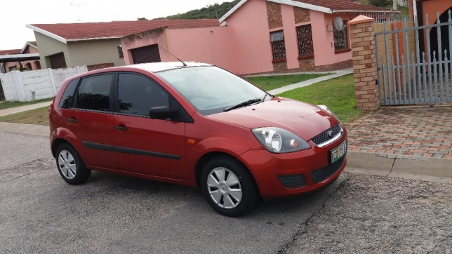 Ford Fiesta 1.4 2008 photo - 5