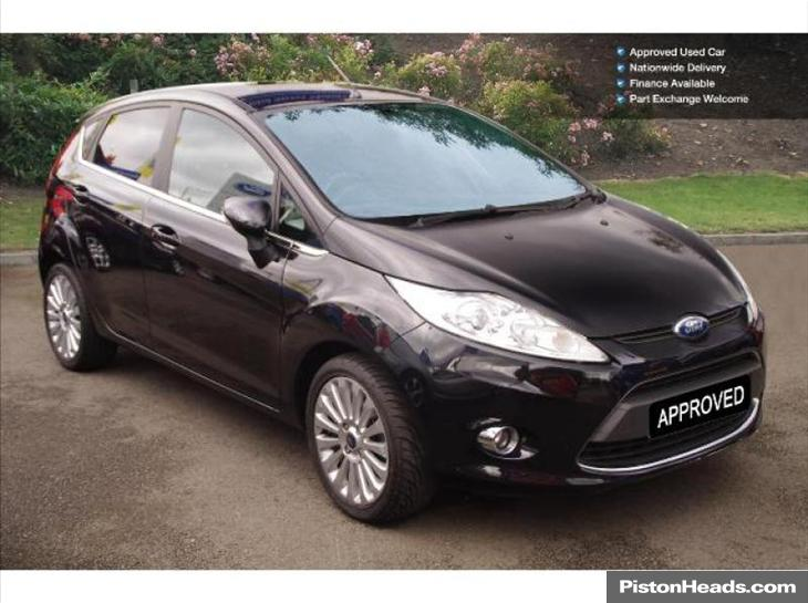 Ford Fiesta 1.4 2009 photo - 12