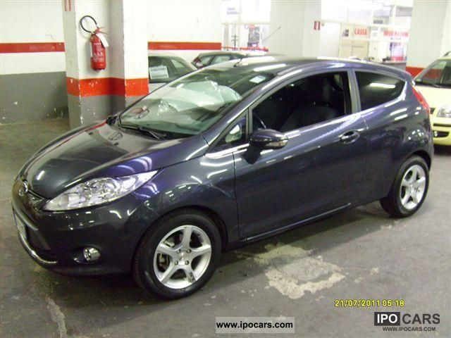 Ford Fiesta 1.4 2009 photo - 3