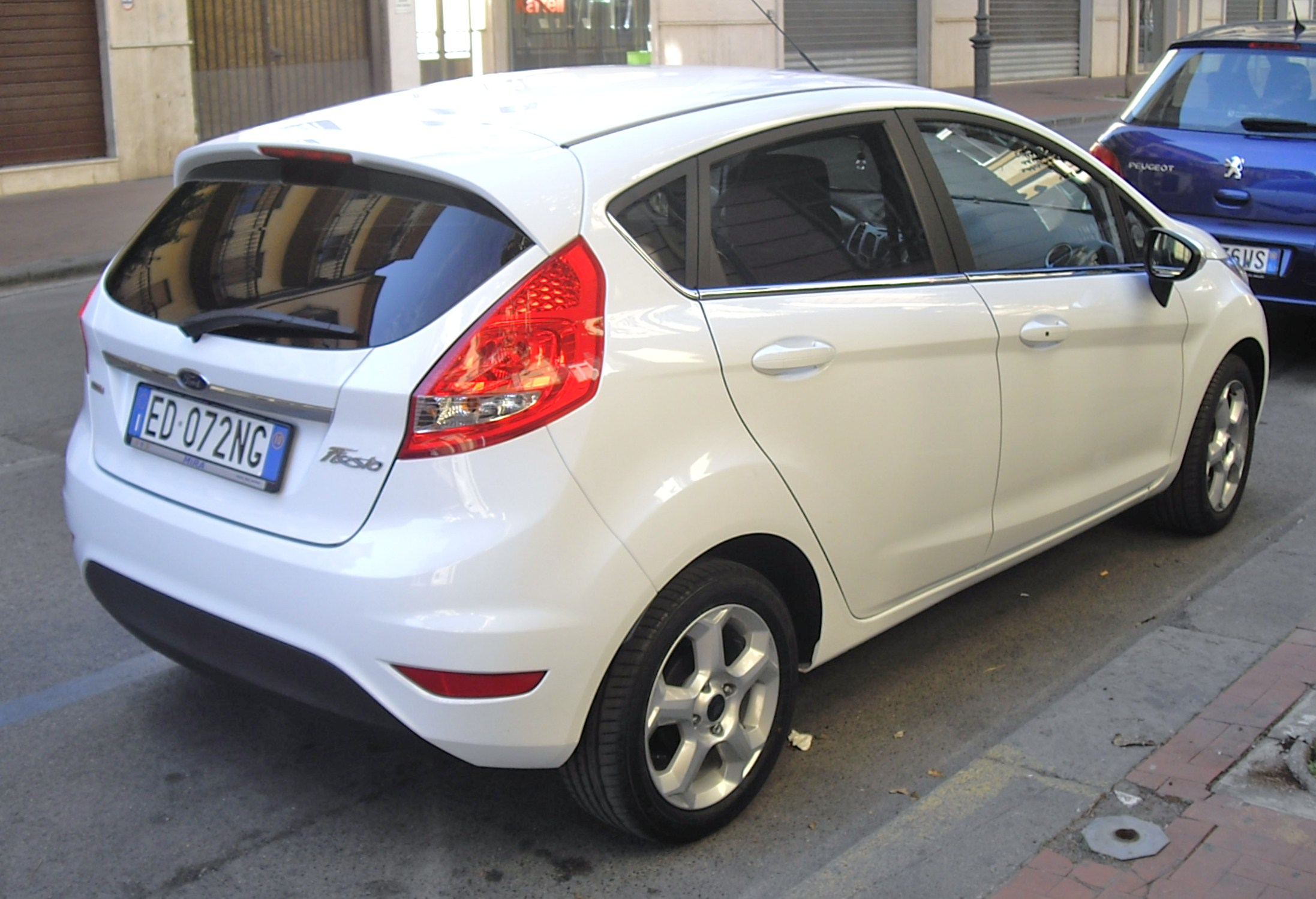 Ford Fiesta 1.4 2010 photo - 1