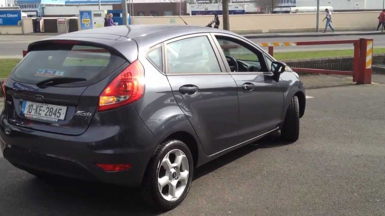 Ford Fiesta 1.4 2010 photo - 10