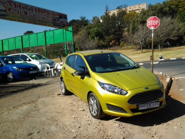 Ford Fiesta 1.4 2014 photo - 1