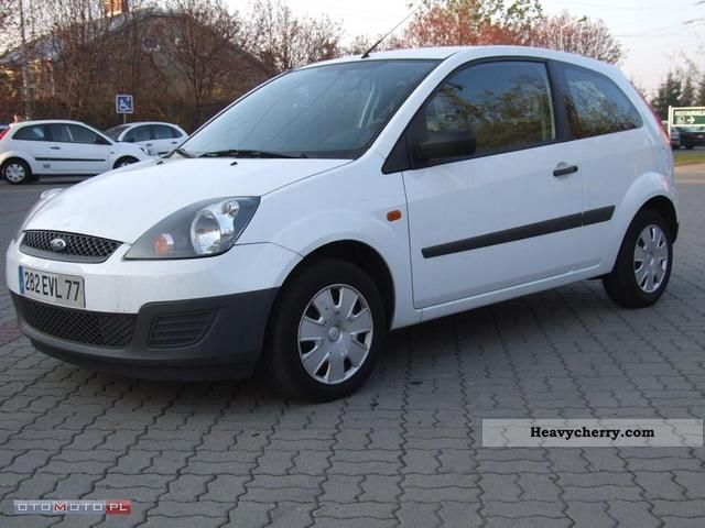 Ford Fiesta 1.4TDCi 2008 photo - 10