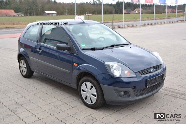 Ford Fiesta 1.4TDCi 2008 photo - 2