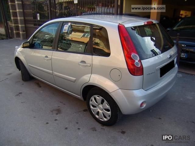 Ford Fiesta 1.4TDCi 2008 photo - 5