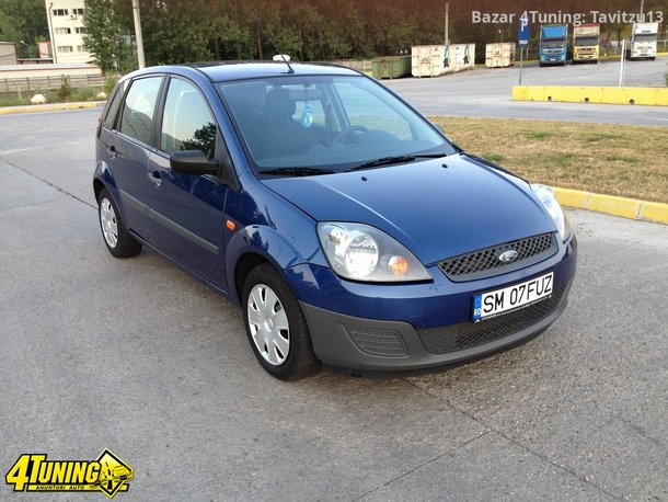 Ford Fiesta 1.4TDCi 2008 photo - 8