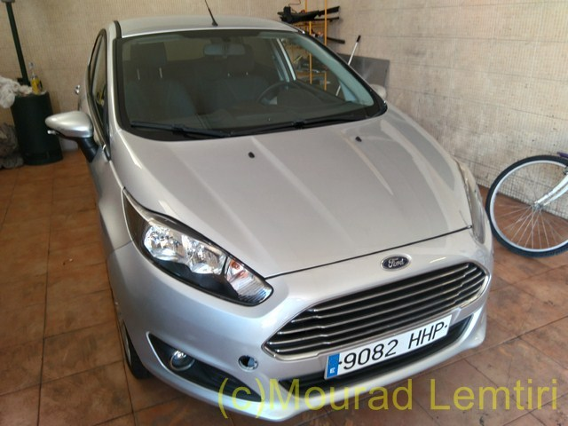 Ford Fiesta 1.4TDCi 2011 photo - 9