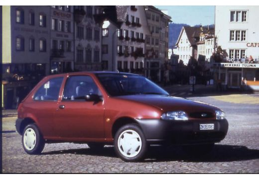 Ford Fiesta 1.4i 1996 photo - 10