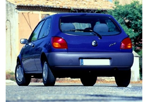 Ford Fiesta 1.4i 1996 photo - 11