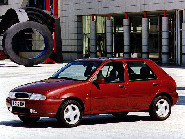 Ford Fiesta 1.4i 1996 photo - 5