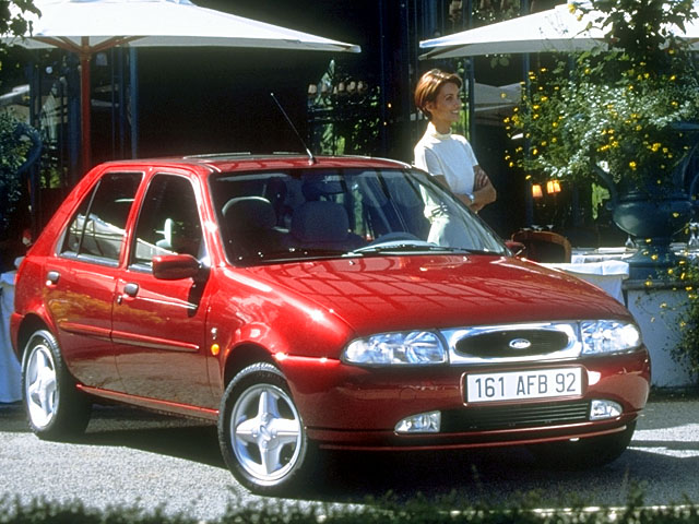 Ford Fiesta 1.4i 1996 photo - 6