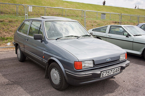 Ford Fiesta 1.5 1985 photo - 12