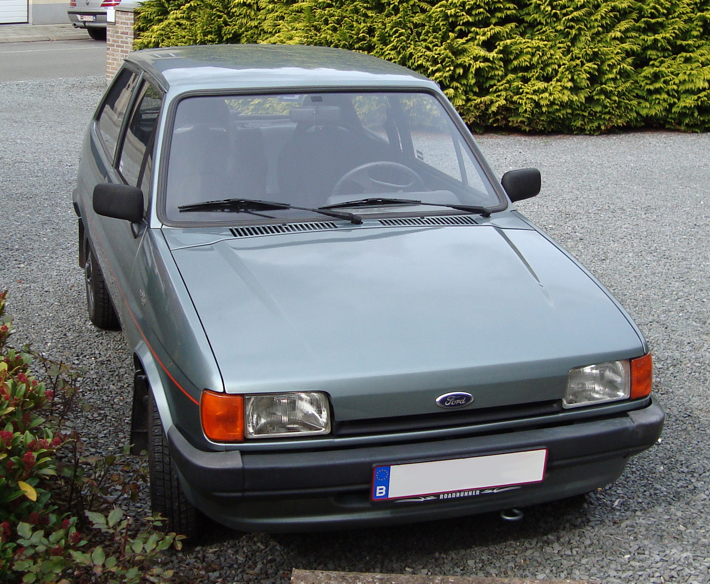 Ford Fiesta 1.5 1985 photo - 2
