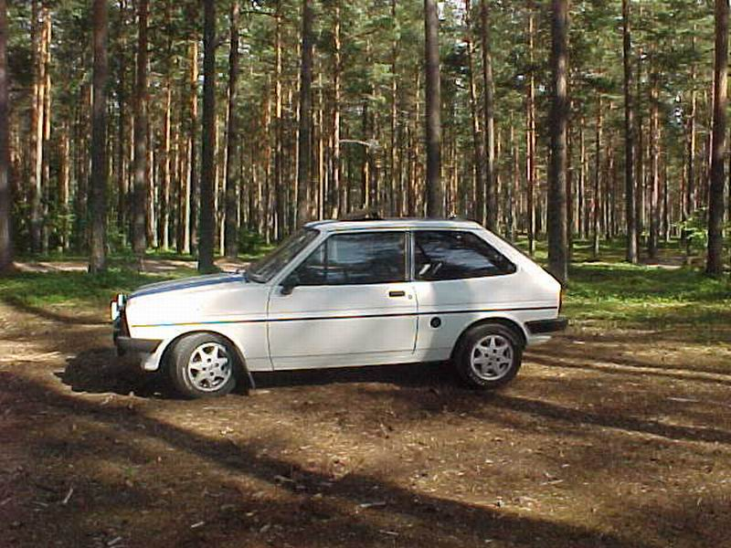 Ford Fiesta 1.5 1985 photo - 3