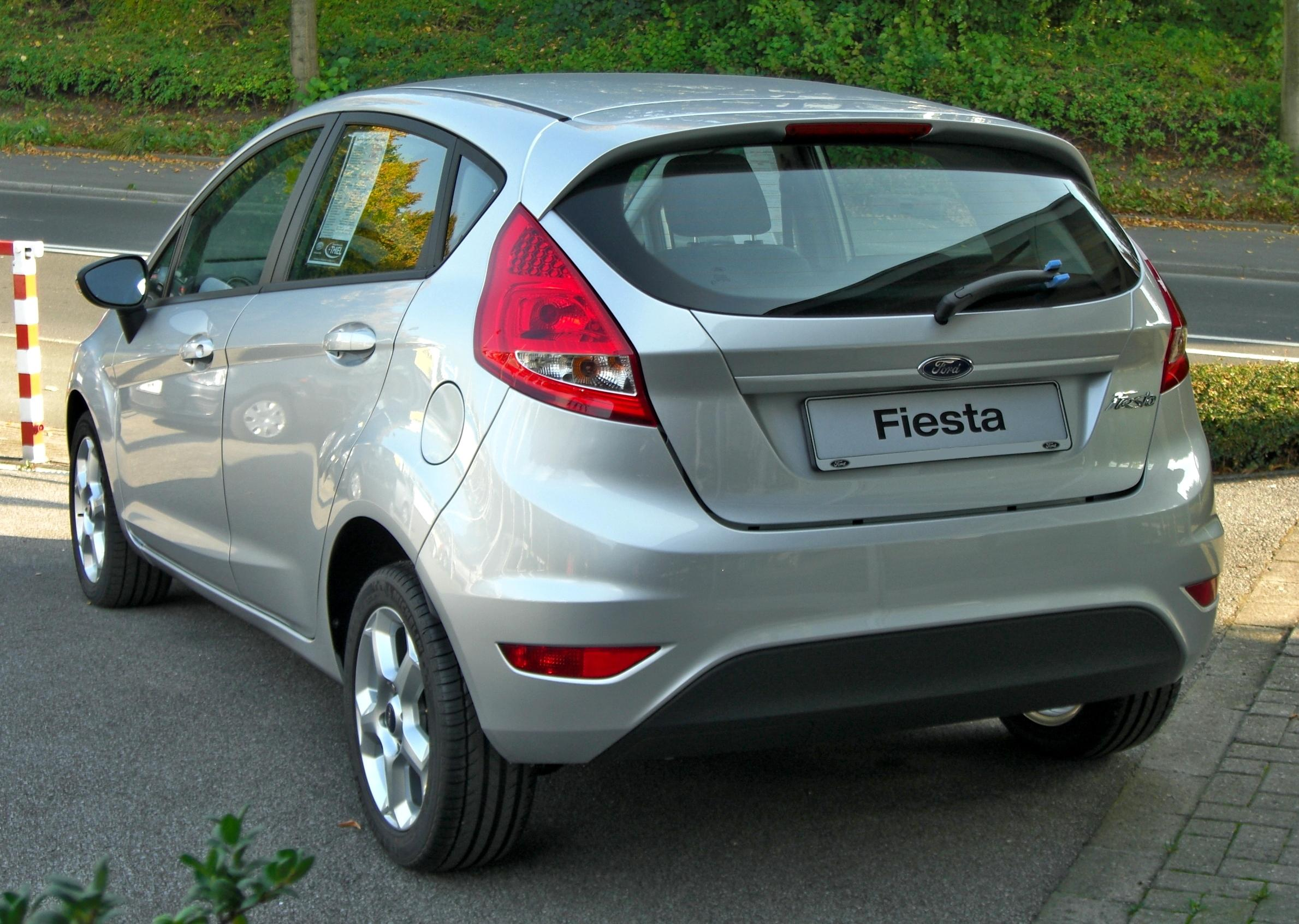 Ford Fiesta 1.5 2008 photo - 1