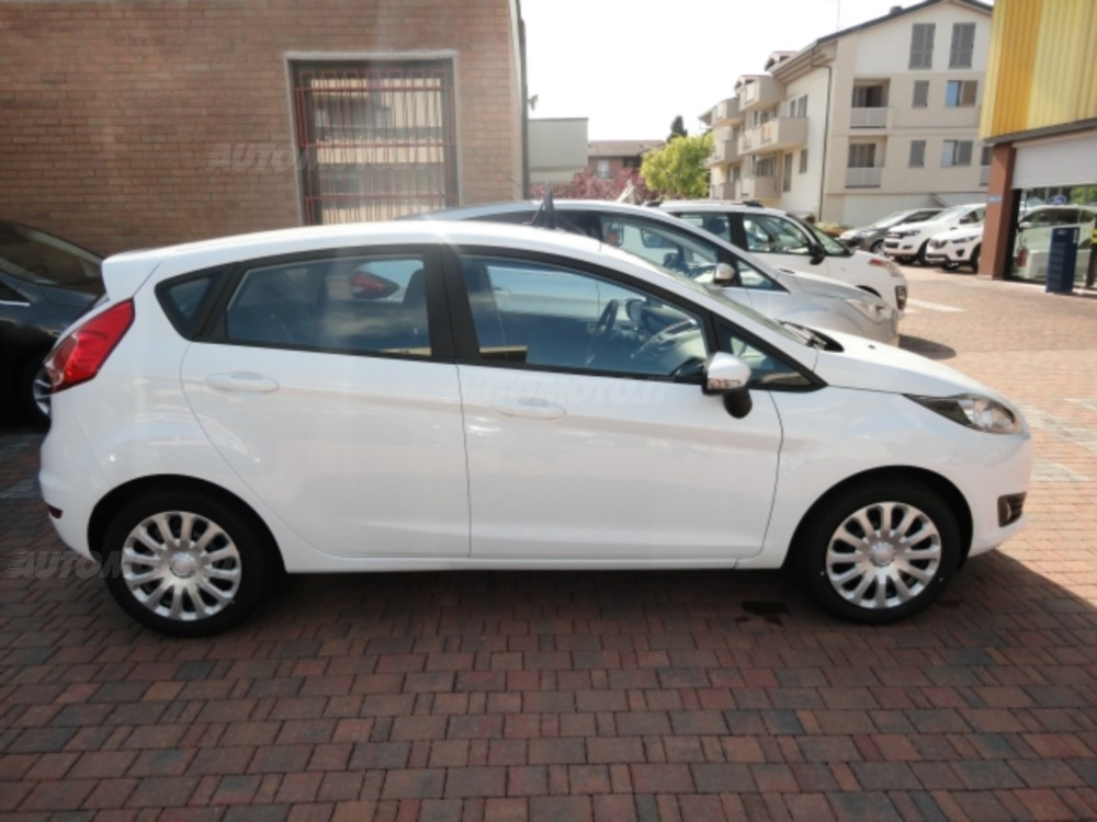 Ford Fiesta 1.5 2008 photo - 11