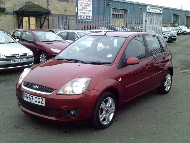 Ford Fiesta 1.5 2008 photo - 8