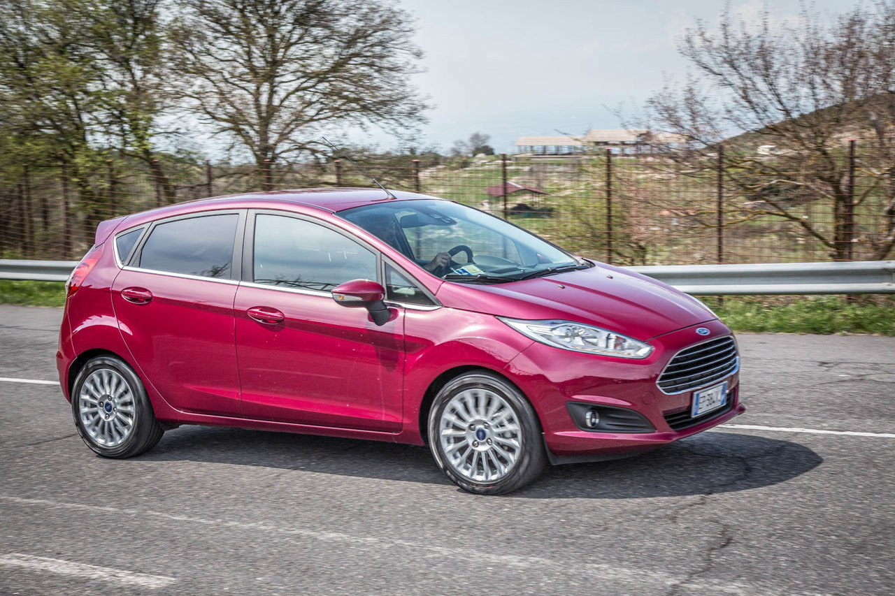 Ford Fiesta 1.5 2013 photo - 10