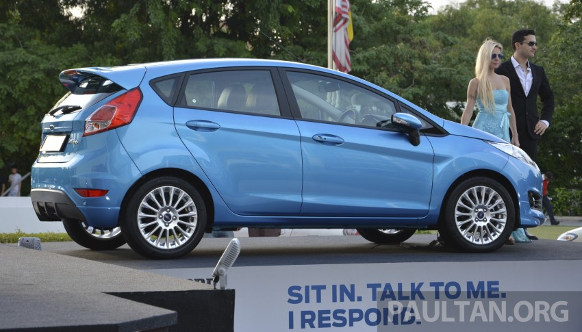 Ford Fiesta 1.5 2013 photo - 12