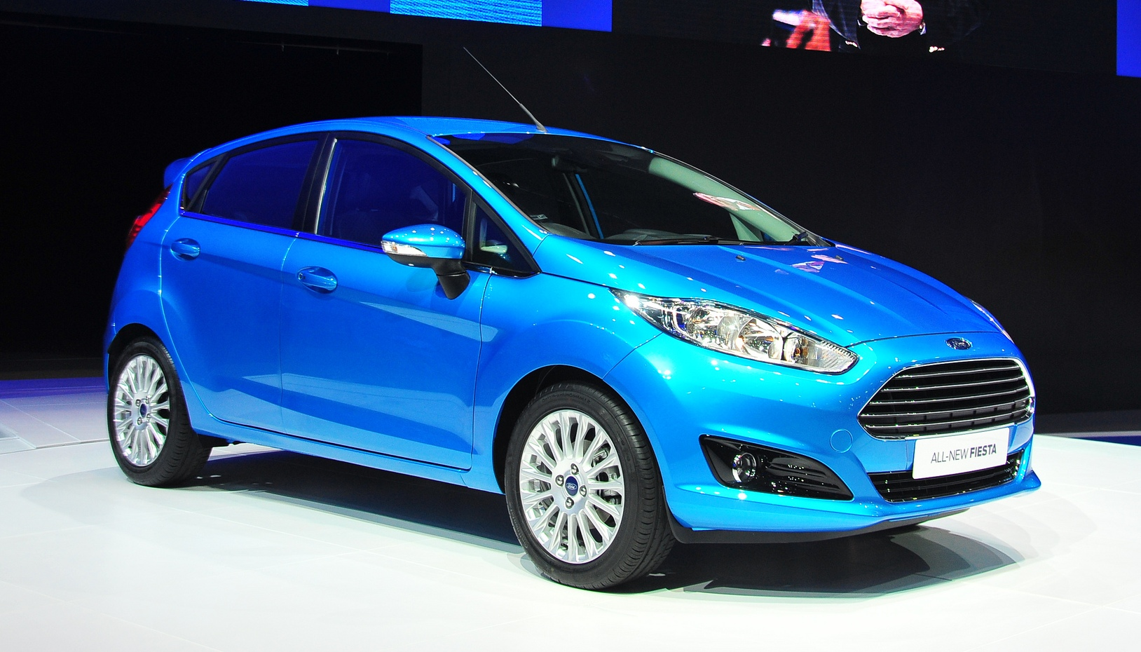 Ford Fiesta 1.5 2013 photo - 2