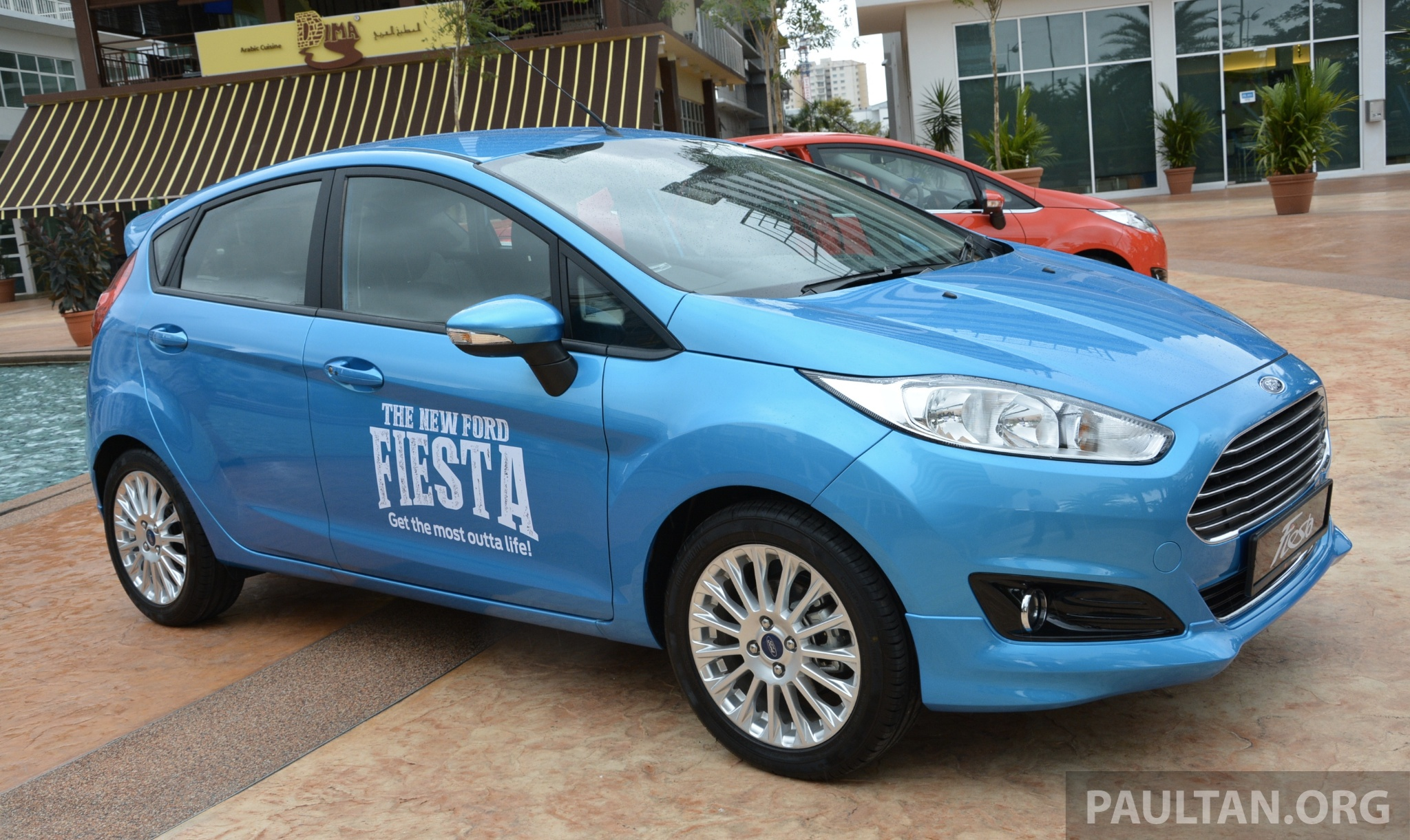 Ford Fiesta 1.5 2013 photo - 3