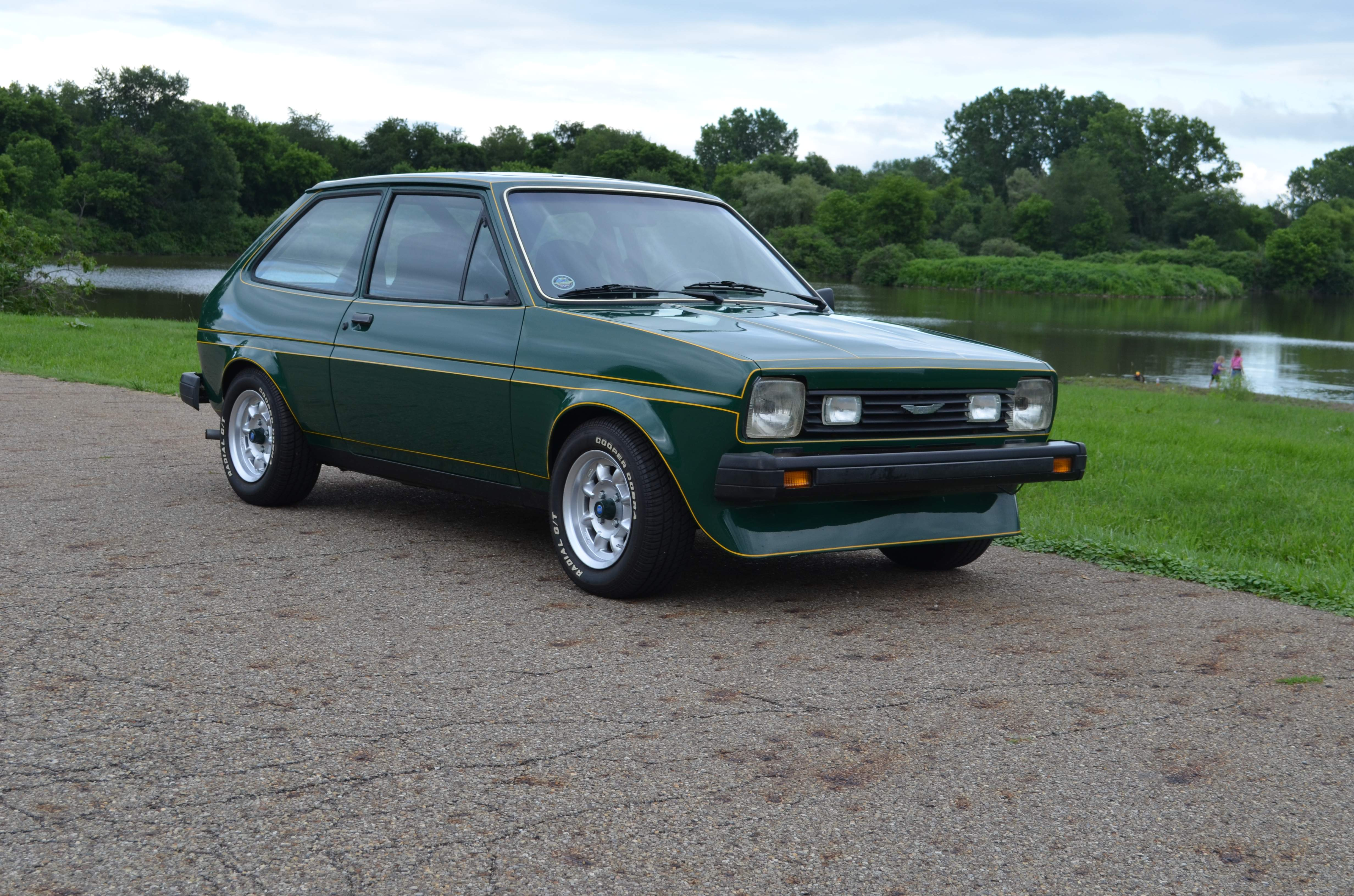 Ford Fiesta 1.6 1978 photo - 2