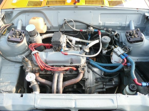 Ford Fiesta 1.6 1978 photo - 5